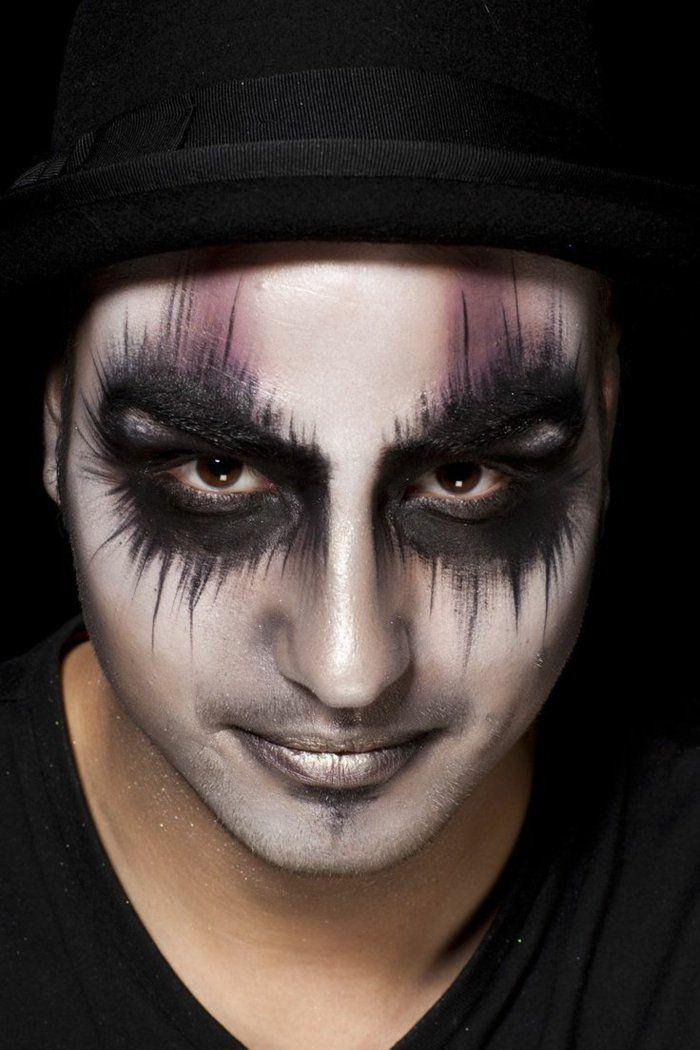 Halloween Make Up Ideen Das Gesicht Fur Halloween Vollig Verandern