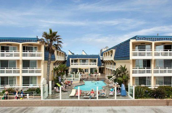 Blue Sea Beach Hotel Sea Beach Hotel San Diego Hotels Beach Hotels