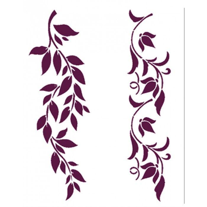 10 Plantillas decorativas