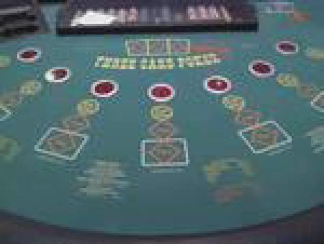 How to play three card poker at the casino resort casino careers