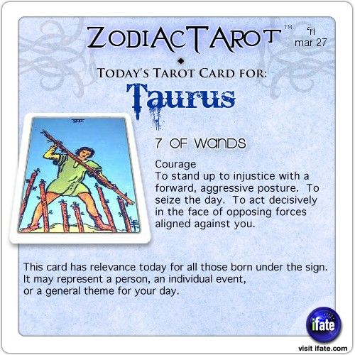 taurus born on march 4 horoscope