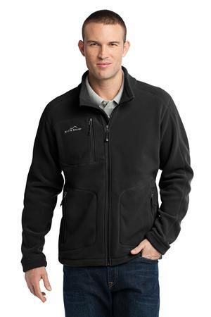 Eddie Bauer® - Wind Resistant Full-Zip Fleece Jacket. EB230.