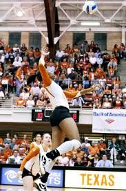 Texas Volleyball Female Volleyball Players Volleyball Photos Volleyball