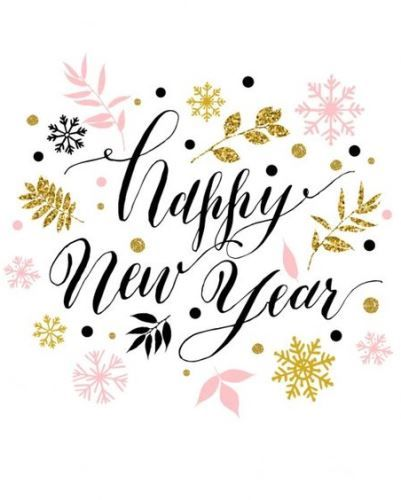 Happy New Year Sayings Cheer 2018. There Are A Lot Of Things In The World