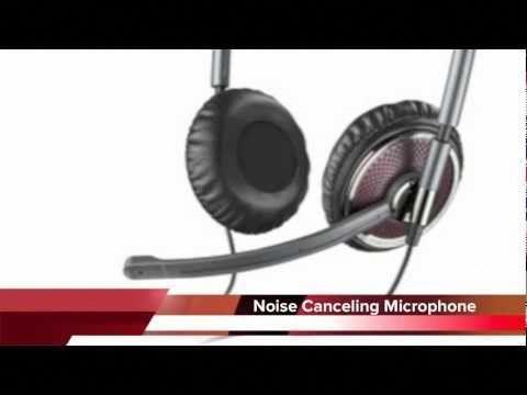 plantronics headset hookup