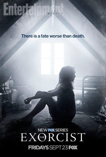 The Exorcist Cartaz Perturbador Da Nova Serie Da Fox Filmes De