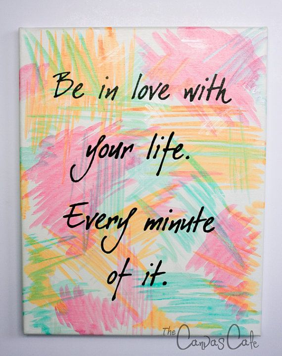 Life Canvas Quote Classy Quotes On Painting About Life  Googlesøgning  Paintings