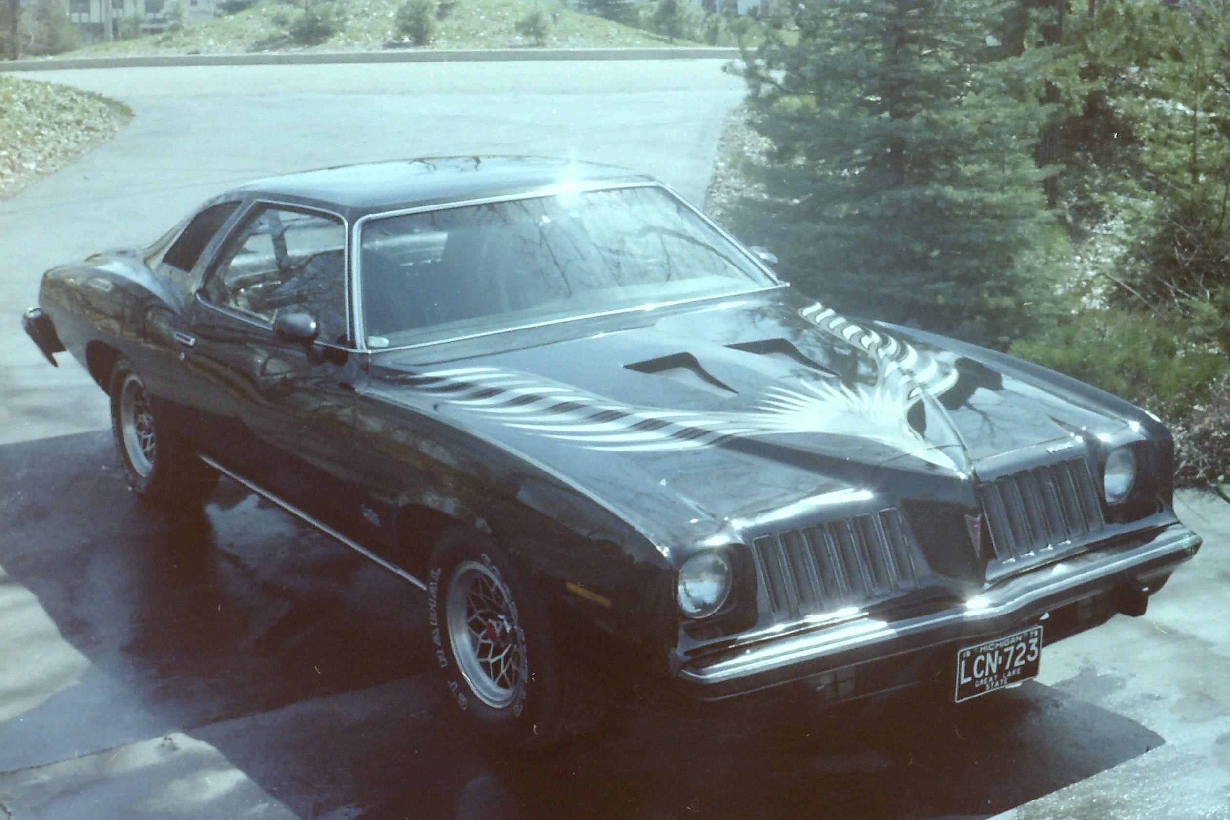 medium resolution of 1975 custom pontiac grand am pontiac grand am pontiac gto firebird grand prix