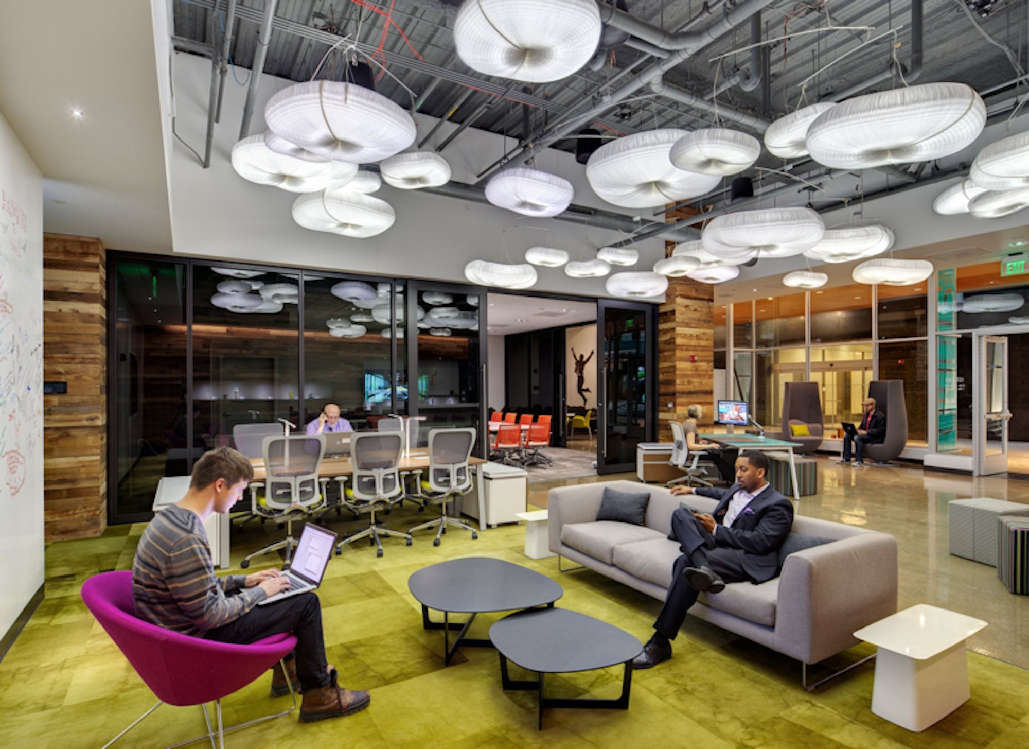 See How A Non Traditional Workspace Is Changing The Way Furniture Dealership Does Business Collaborative