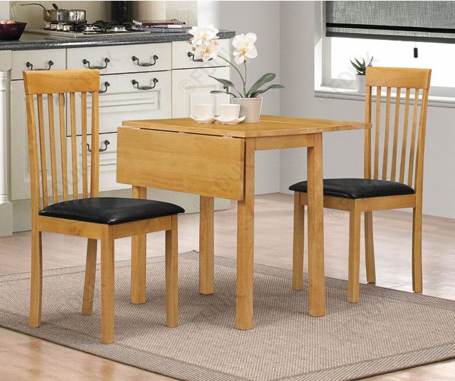 Heartlands Furniture Atlas Drop Leaf Dining Table With 2 Chairs Awesome Quality Dining Room Tables Decorating Design