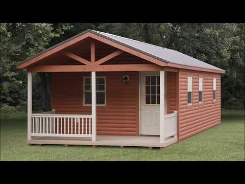 37 Awesome Shed Ideas And Designs For Diy Build Youtube