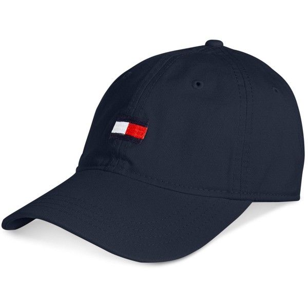 c84a14cca32 Tommy Hilfiger Men s Ardin Cap ( 27) ❤ liked on Polyvore featuring men s  fashion