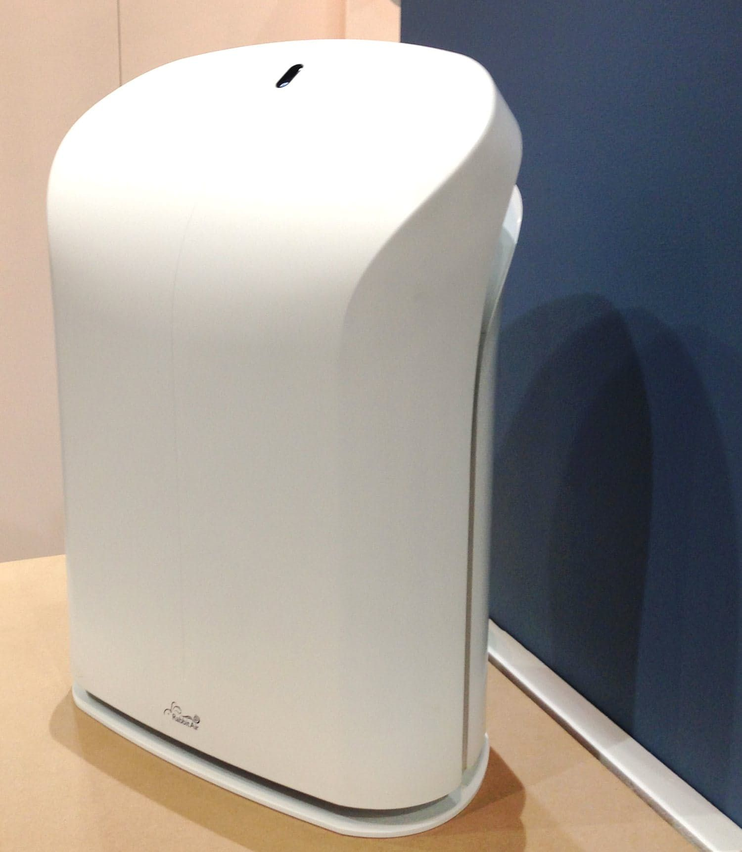 Rabbit Air BioGS 2.0 HEPA Air Purifier Dwell on design