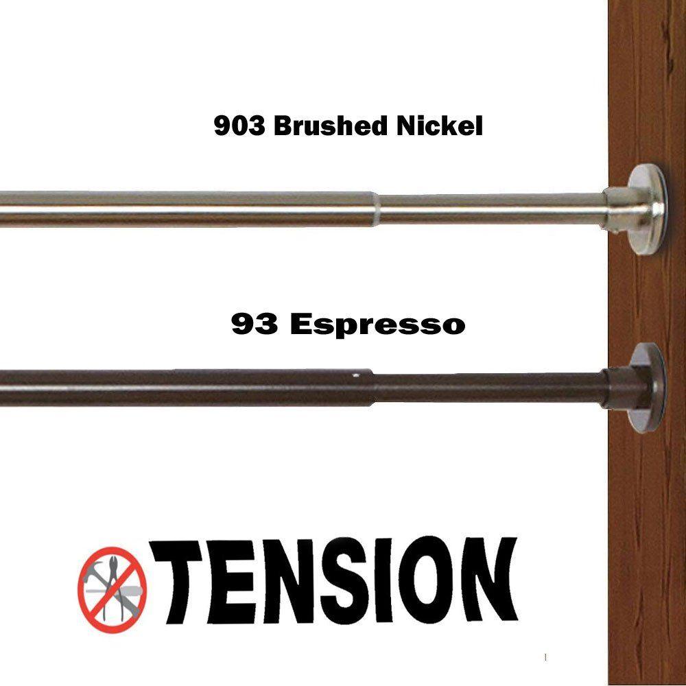 Duo Indoor Outdoor Stainless Steel Tension Rod In 2019
