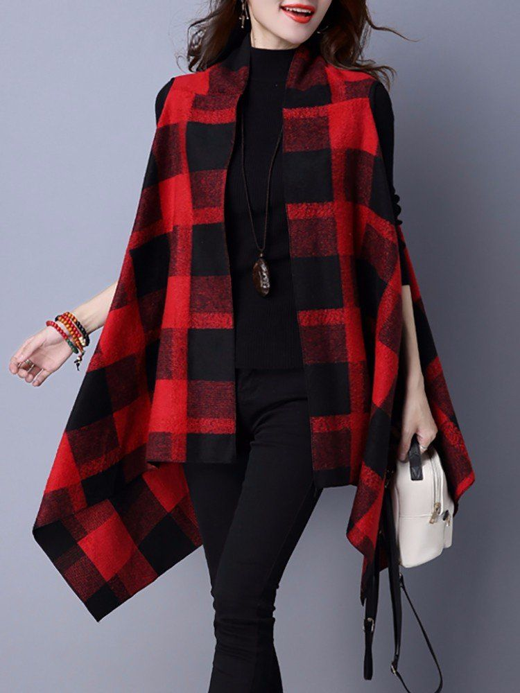 Leisure Women Lattice Long Sleeve Jacket