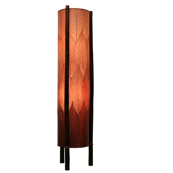 Eangee Burgundy Hue Large Floor Lamp Review Buy Now | product ...