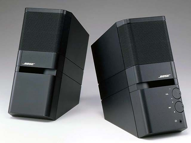 Wtb Bose Mediamate Only Computer Speakers Ars Technica
