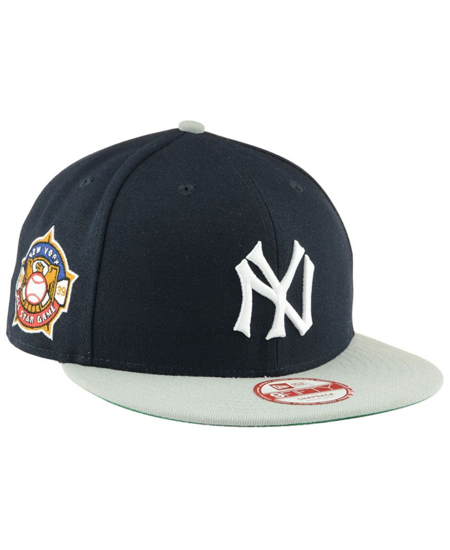 ... discount code for new era new york yankees all star patch 9fifty  snapback cap de4f1 5b9a5 ... 63dce77e13ed