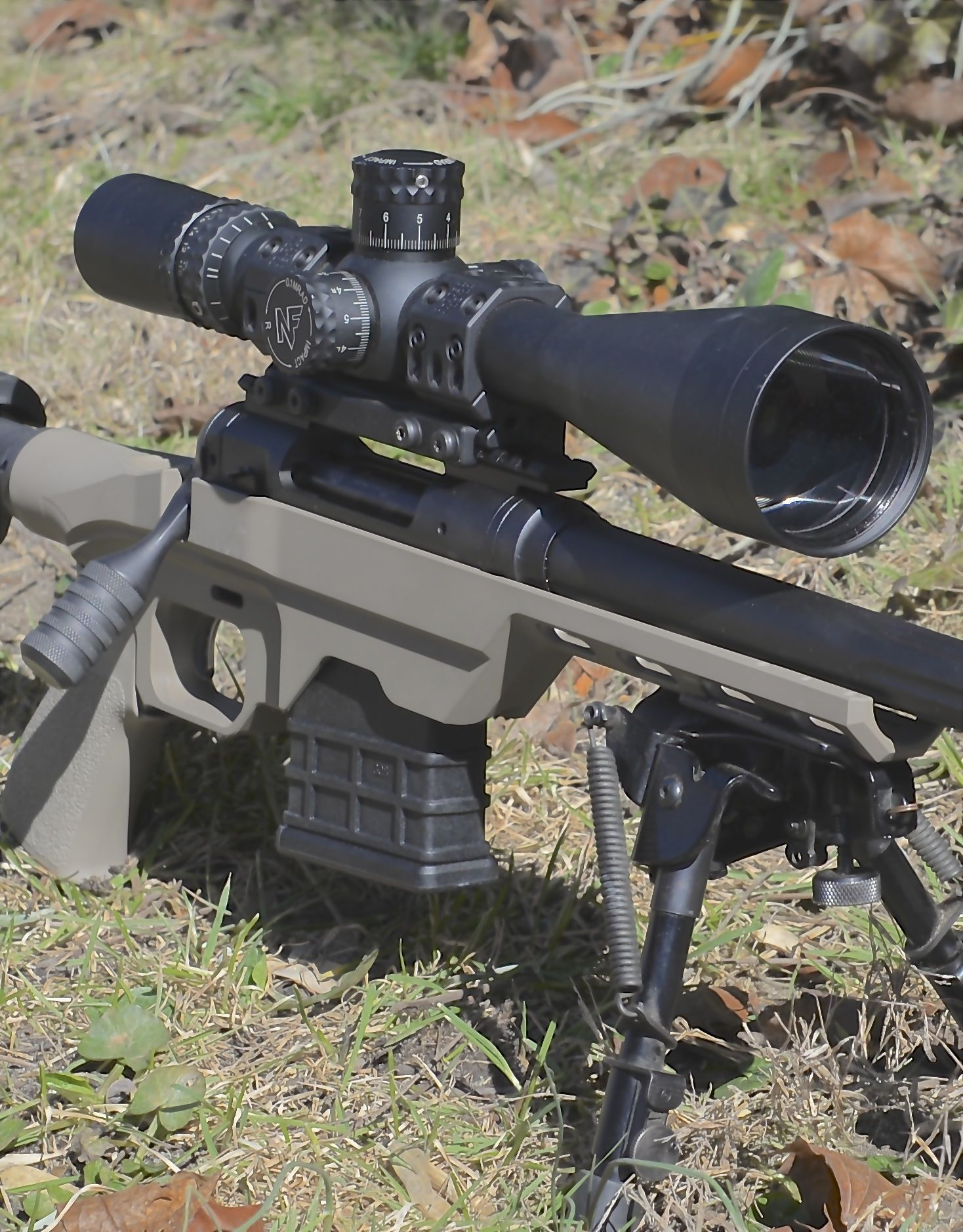 See how RifleShooter com used our LSS Chassis, which