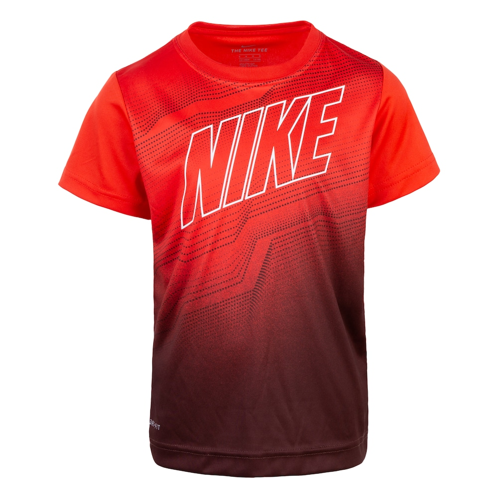 Boys 4 7 Nike Dri Fit Ombre Graphic Tee Graphic Tees Nike Dri Fit Tees