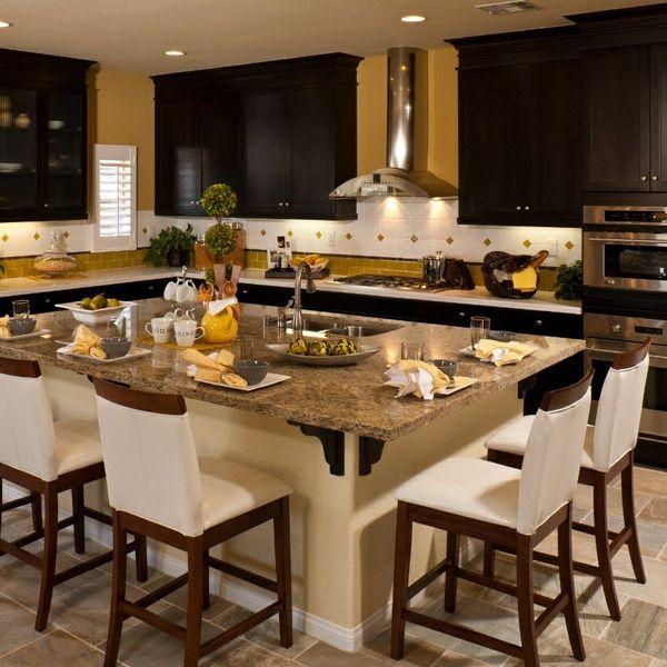 Kitchen Remodel Ventura: Nice Big Kitchen Island! Love It!