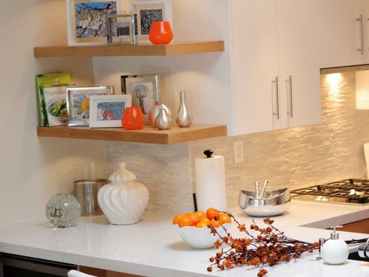Küchen Dekor Fotos und Stile, die Unterschiede markieren Pinterest - naturstein arbeitsplatte küche