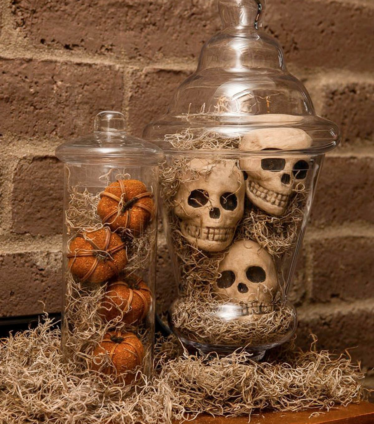 20 Most Scary DIY Halloween Decorating Ideas That Easy To Copy ...
