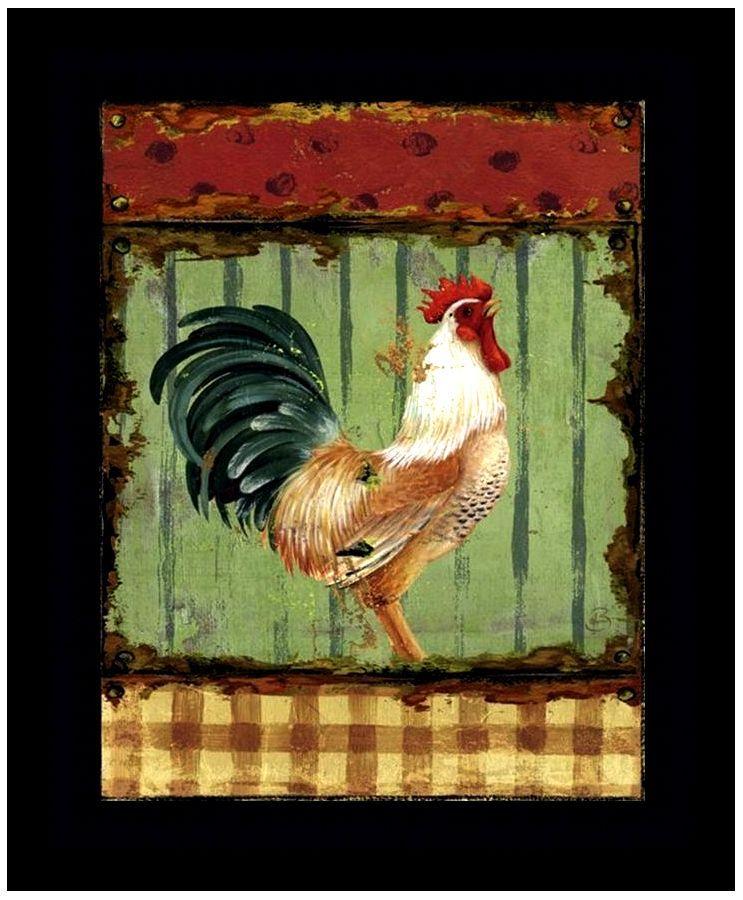 Ideas de color para un País gallo Cocina | Inform Agency | Roosters ...