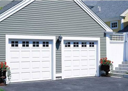 moulding trim you add it update door quick a pin boring give hardware to garage