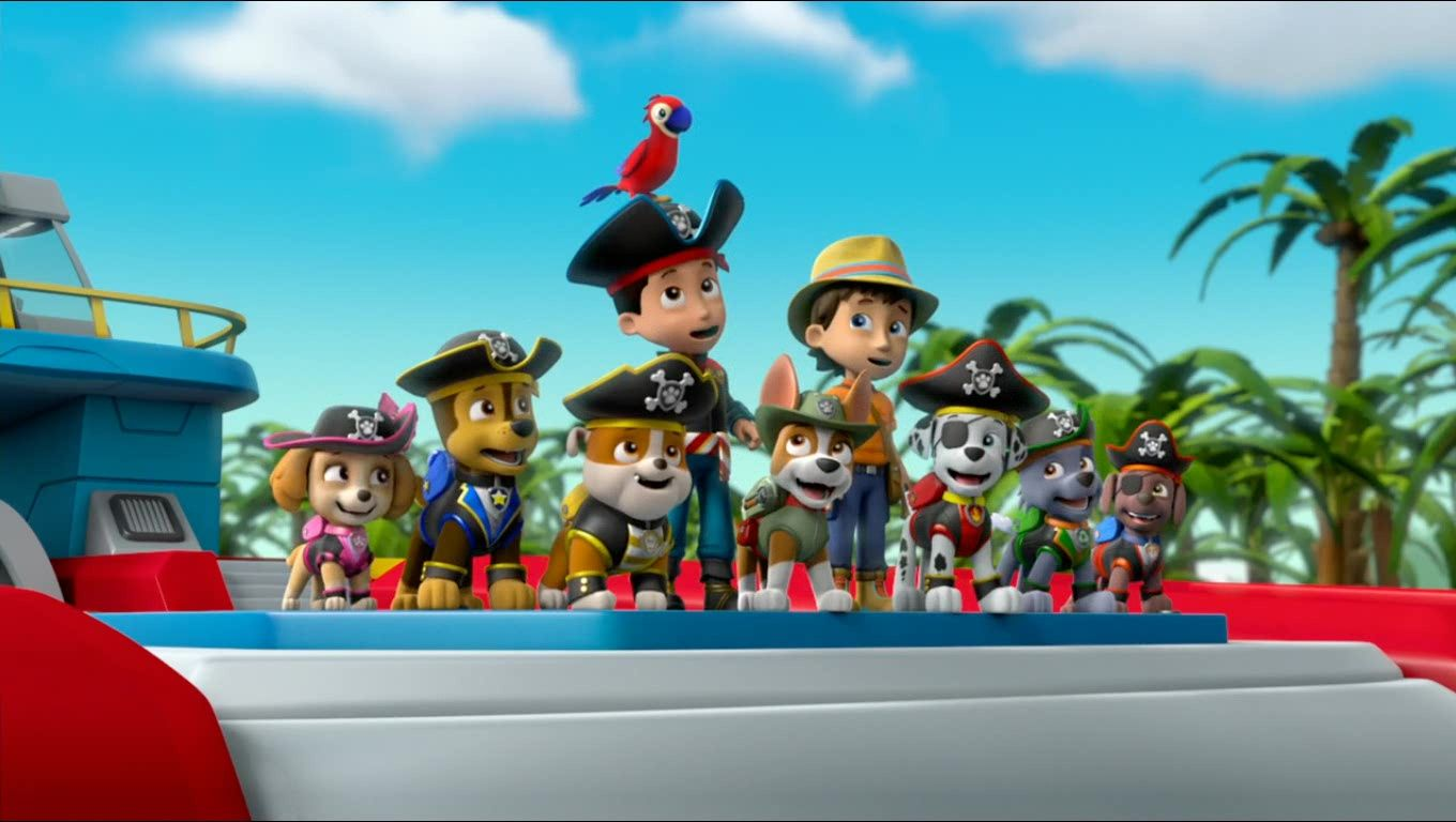 Sea Patrol Pirate Pups To The Rescue Gallery Paw Patrol Pups Pup Paw Patrol