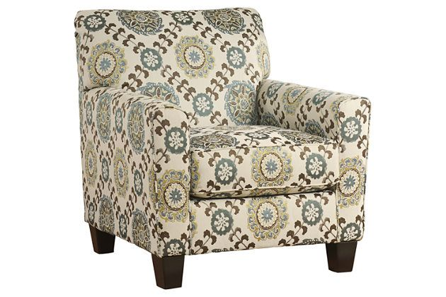 Best White Blue And Brown Accent Chair For Your Living Room 400 x 300