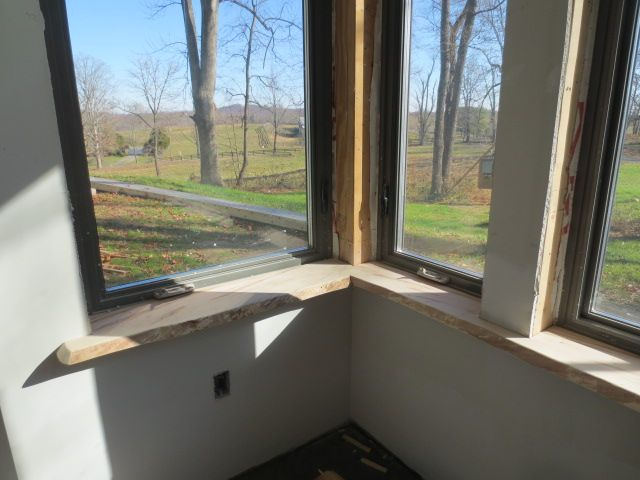 Ambrosia Maple Window Sills Going In The Maple Is Urban