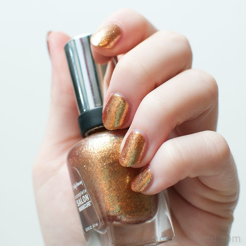 Sally Hansen for Prabal Gurung Limited Edition Fall 2012 Polishes Gilded Lily