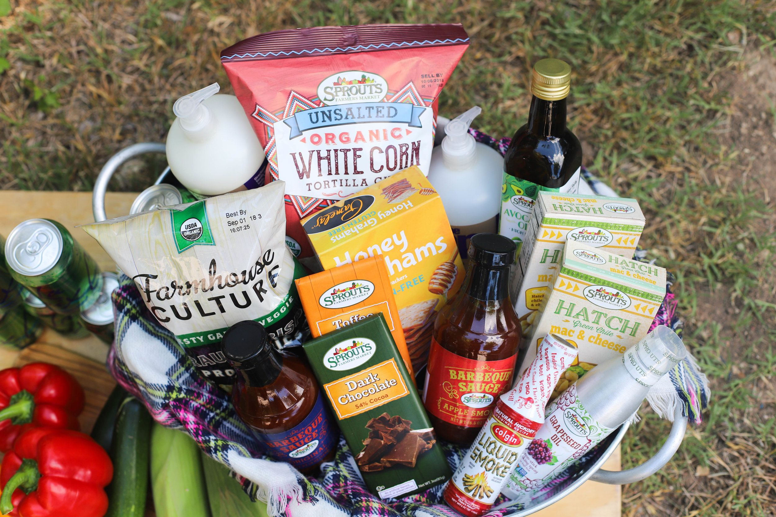 Fathers day gift basket for a grilling guru fathers day