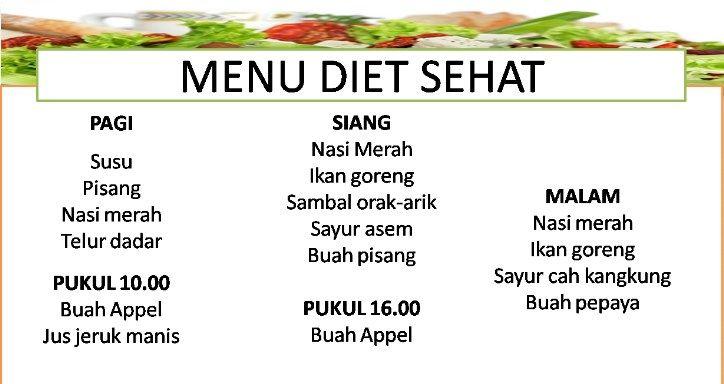 Http Www Kumpulanpenyakit Com Menu Diet Sehat Tips Makan Sehat Resep Diet Makanan Diet