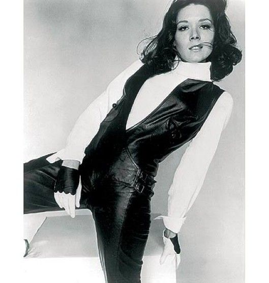 It's The 50th Anniversary Of Emma Peel