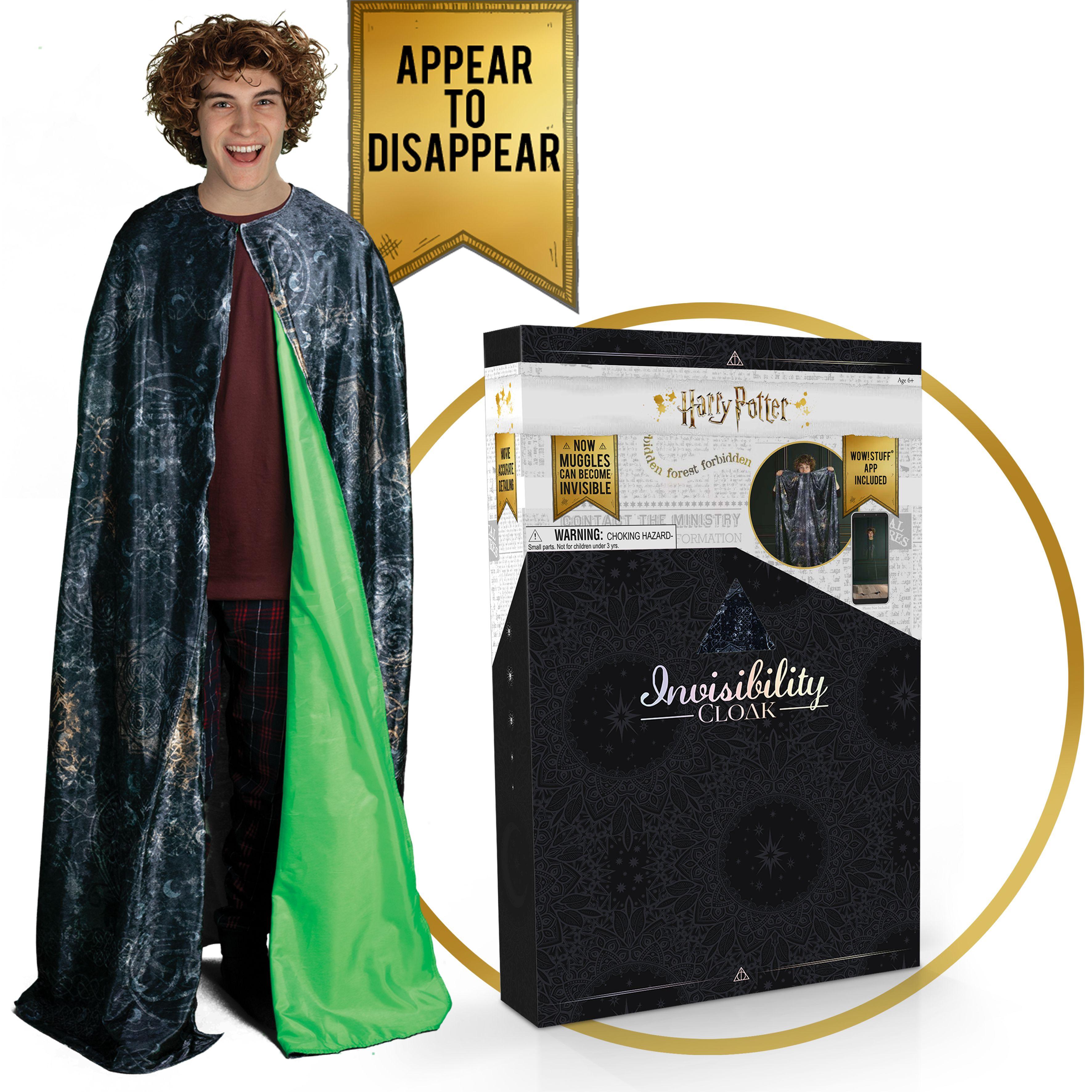 Toys Harry potter invisibility cloak, Invisibility cloak