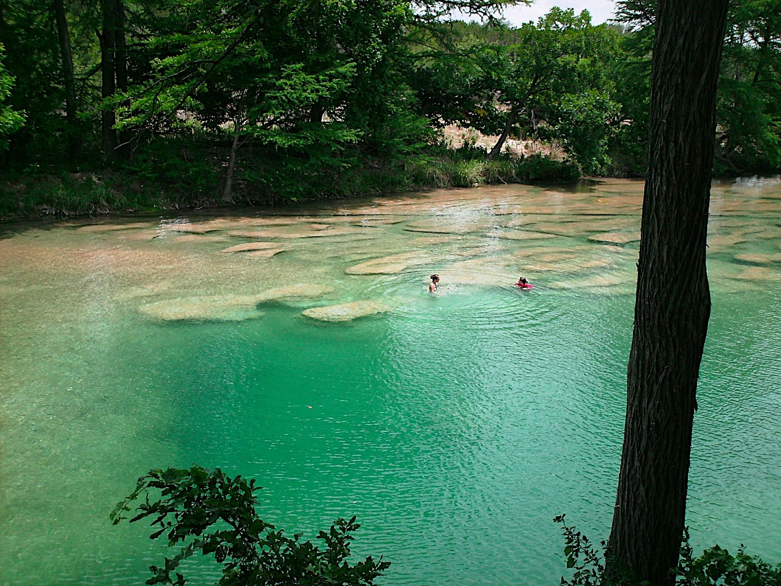 Frio River in Concan Texas. One of my all time fav places ...