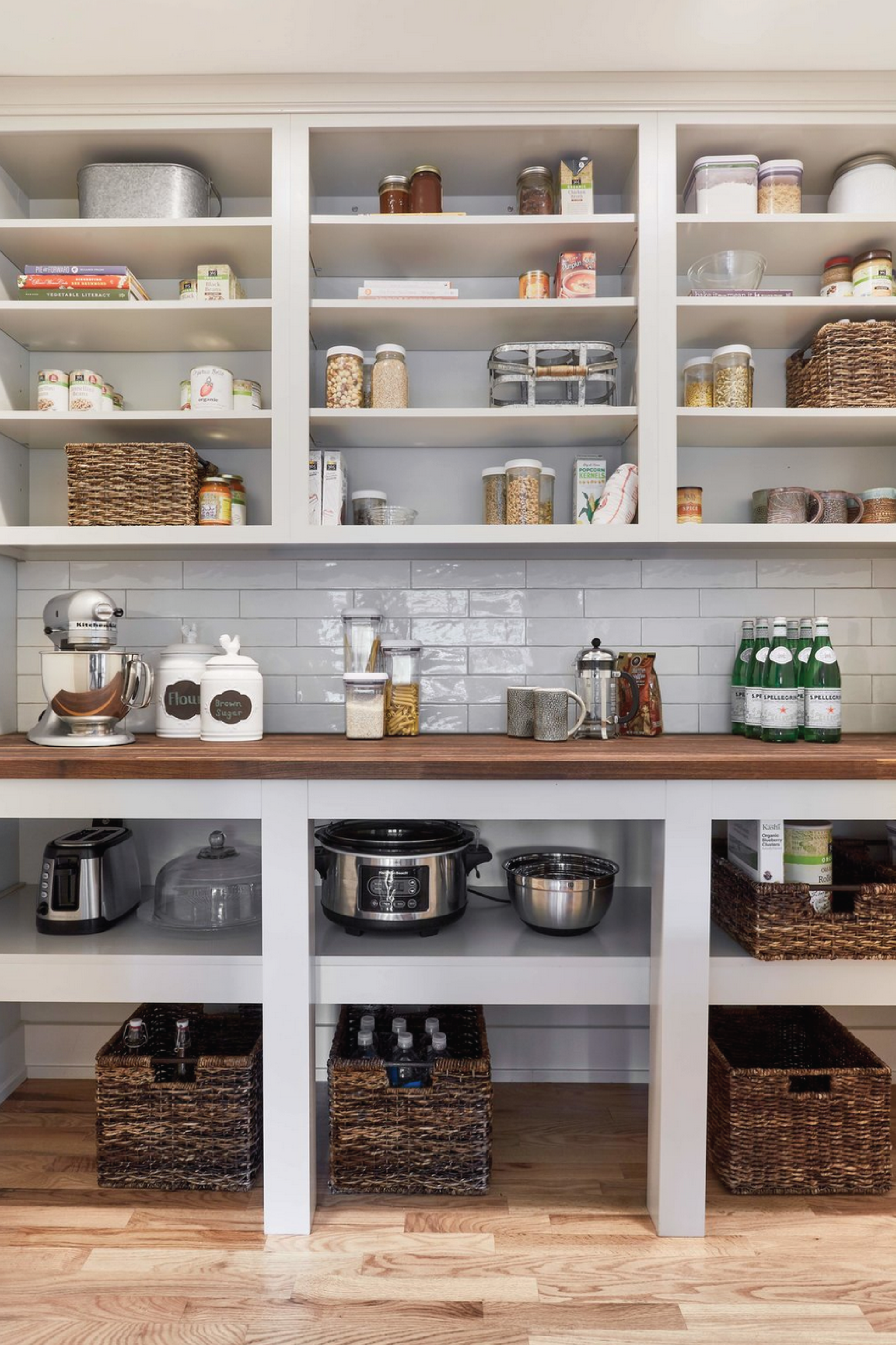 10x10 Room Design: The Best Farmhouse Pantry Inspiration In 2020 (With Images