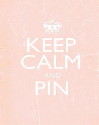 pin till you can pin no more