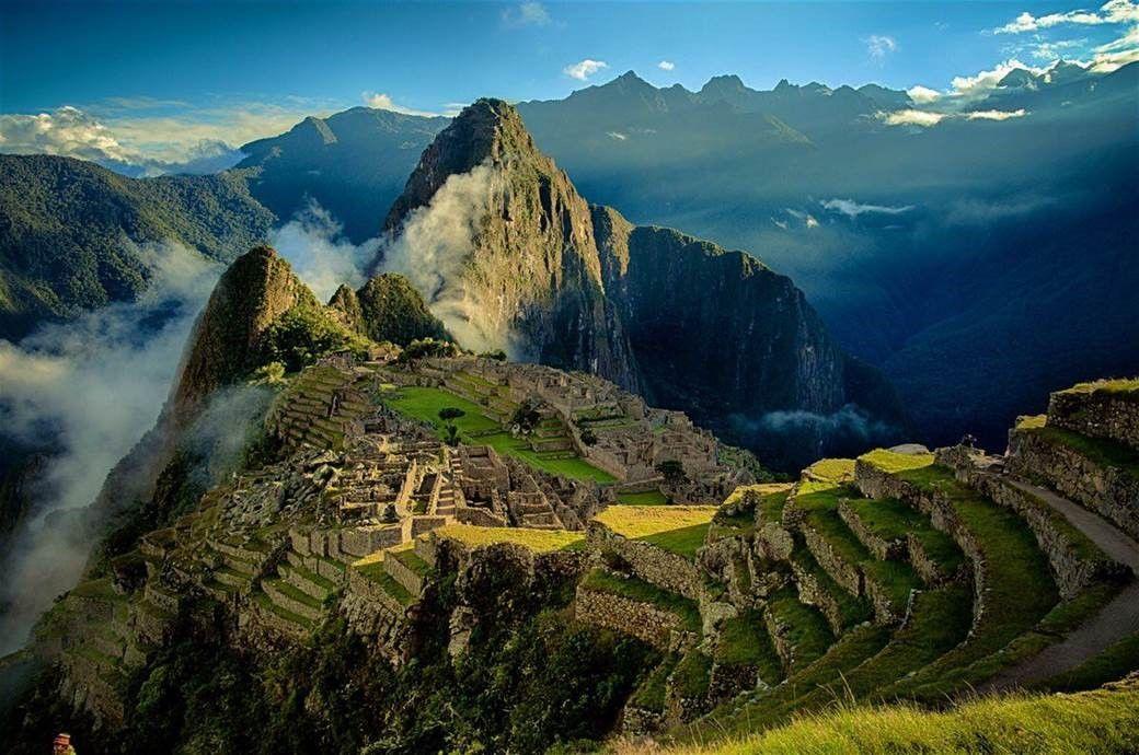 e9baa8f76 MACHU PICCHU, PERU (PHOTO FROM BEST EARTH PICS) | Travel Bucket List ...