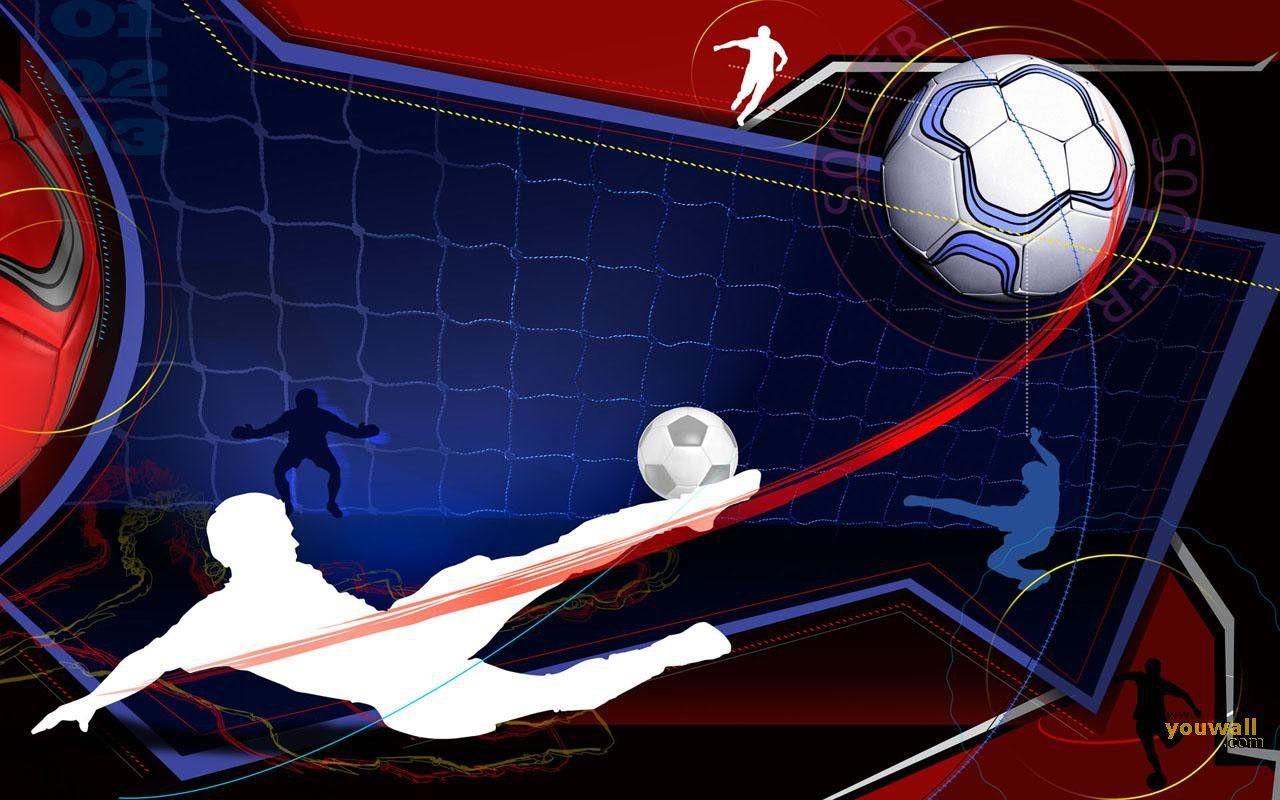 Sport Wallpaper Soccer: Soccer Wallpaper Backgrounds