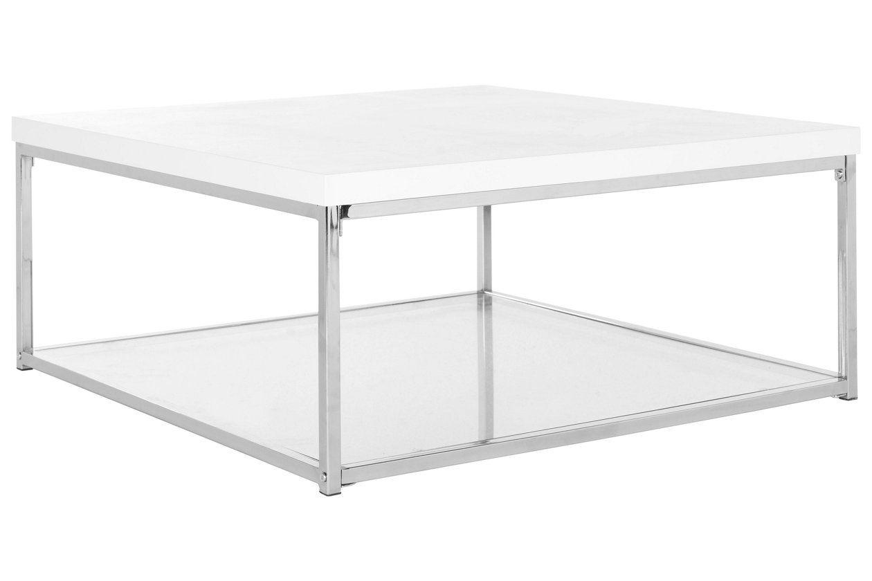 Malone Coffee Table Ashley Furniture Homestore Coffee Table Mirrored Coffee Tables Table [ 840 x 1260 Pixel ]