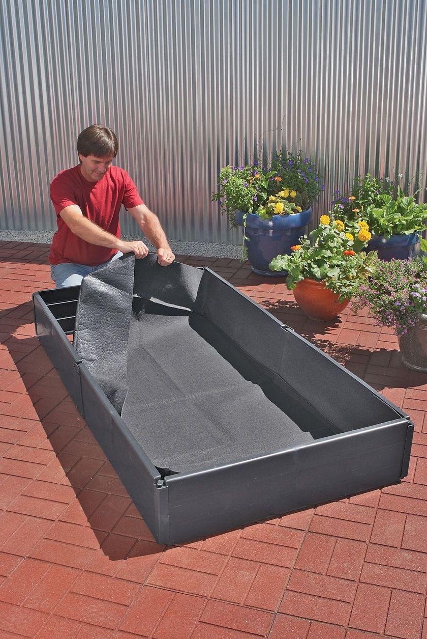 Mini Grow Bed Liners Polypropylene