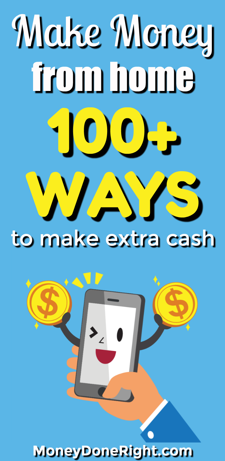 How To Make Money Fast 100 Easy Ways To Make 100 Or -3844