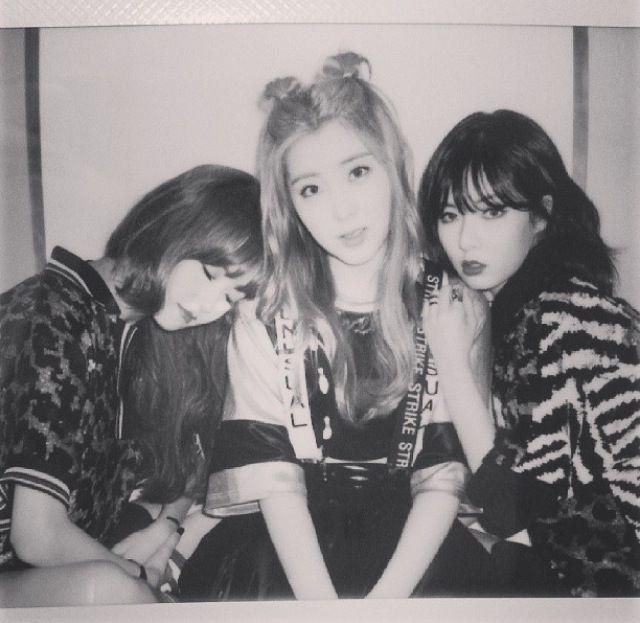 4Minute Gayoon Sohyun HyunA 포미닛 가윤 소현 현아
