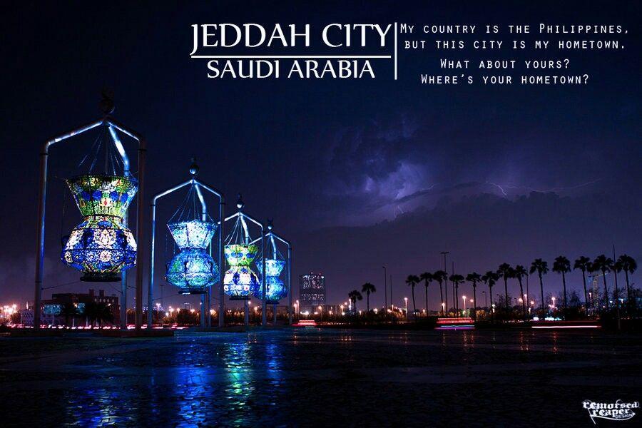 Jeddah Lanterns Design Jeddah City Saudi Arabia Jeddah City King Abdulaziz International Airport