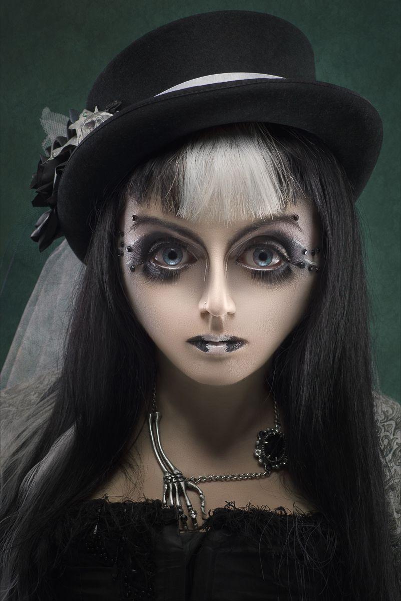 готические куклы фото