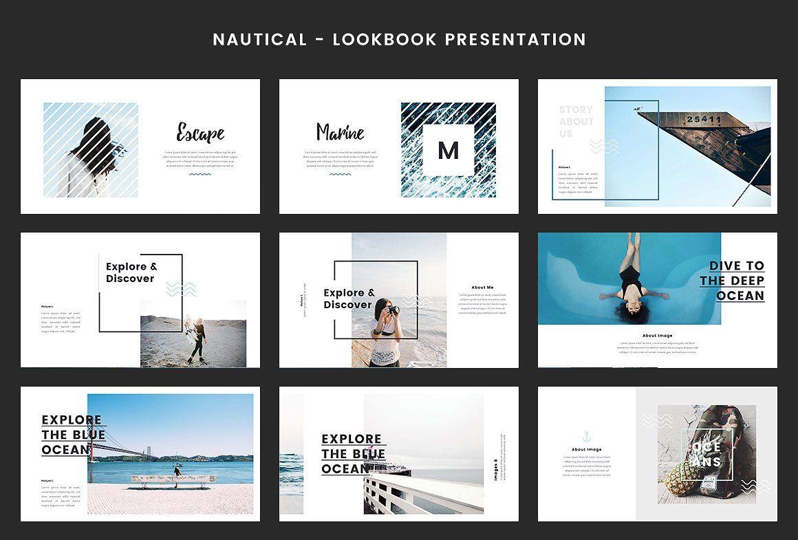 Nautical powerpoint template presentations 3 layout nautical powerpoint template presentations 3 toneelgroepblik Images