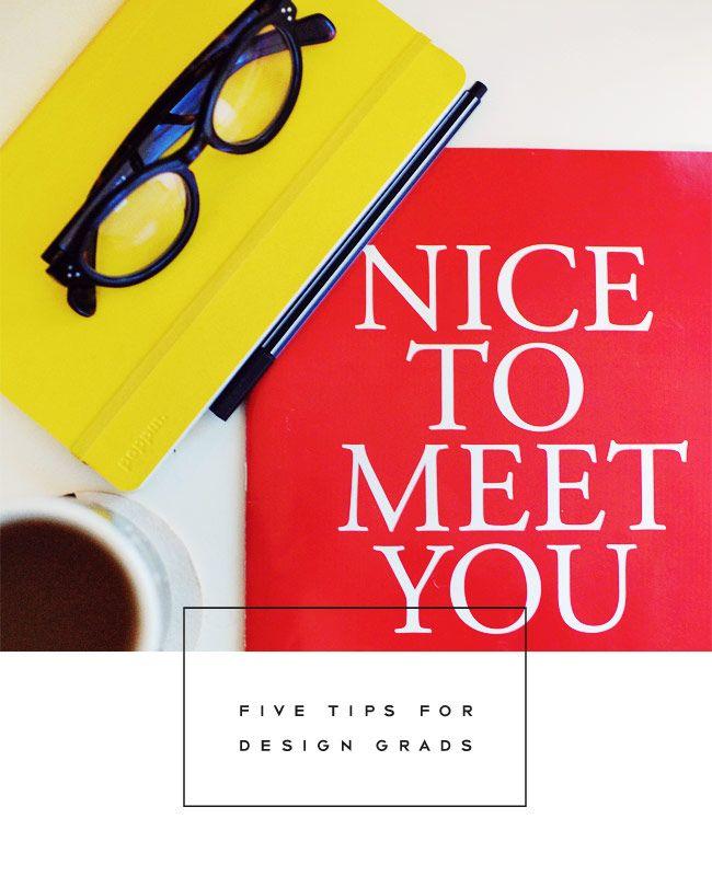 5 Tips To Jump-Start Your Post-College Design Career Nubby Twiglet